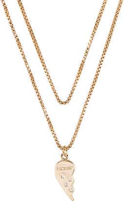 Frasier Sterling Better Together Necklace Set