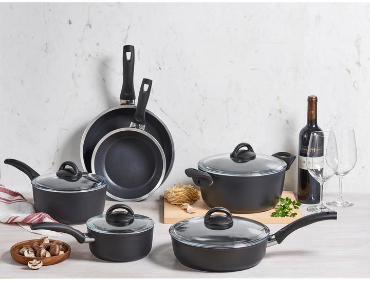 BallariniBallarini Como Aluminum Nonstick 10-Piece Cookware Set