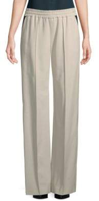 Lanvin Loose-Fit Pleated Pants