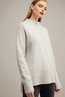 Witchery Luxe Step Hem Knit