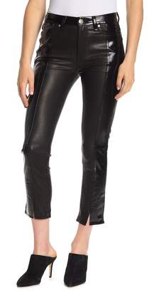 ffd788a942b7c7 Rag & Bone Evelyn Skinny Lambskin Leather Pants