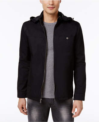 INC International Concepts I.n.c. Men's Hooded Windbreaker, Created for Macy's