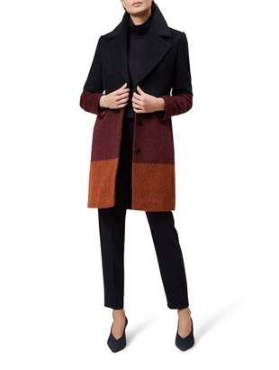 Hobbs Multicoloured 'Florence' Coat