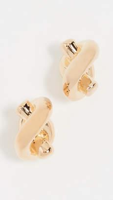 Kate Spade Sailor's Knot Stud Earrings