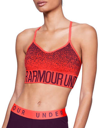 Under Armour Armour Seamless Ombre Printed Sports Bra