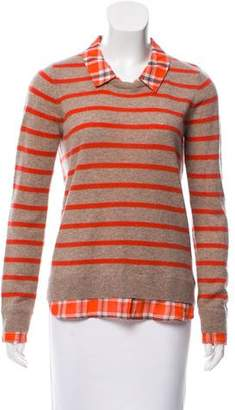 Joie Layered Cashmere Sweater