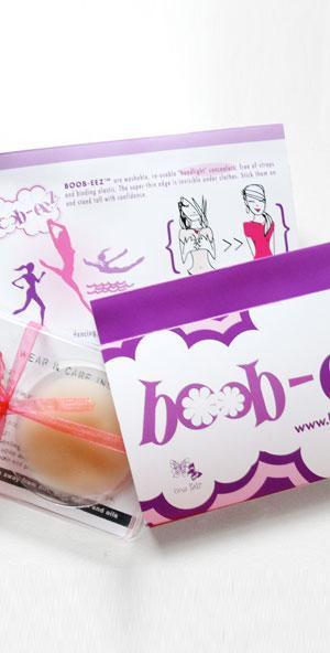 Boob-Eez Boob - Nipple Cover