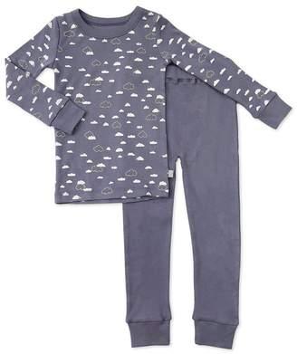 Finn + Emma Organic Cotton Pajama Sleep Set for Baby Boy or Girl