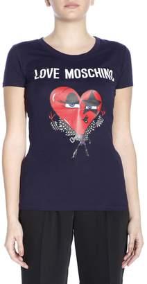 Moschino LOVE T-shirt T-shirt Women Love