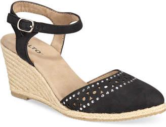 Rialto Constance Espadrille Wedge Sandals Women's Shoes