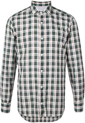 Eleventy checked shirt