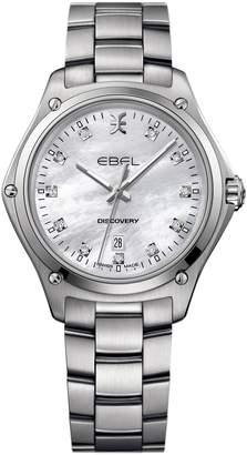 Ebel Discovery Diamond Bracelet Watch, 33mm