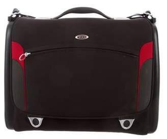 Tumi Leather-Trim Briefcase