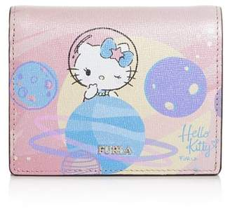 Furla Kitty Leather French Wallet