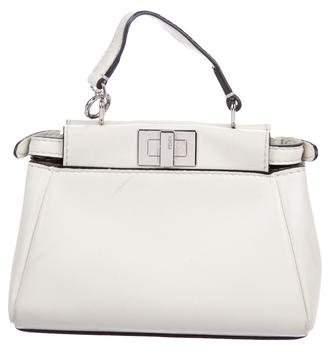 Fendi Micro Peekaboo Bag
