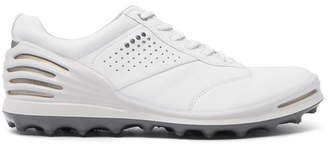 Ecco Cage Pro Hydromax Leather Golf Shoes - White