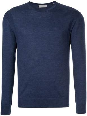 Cerruti crew neck jumper