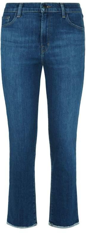 Ruby Crop Cigarette Jeans
