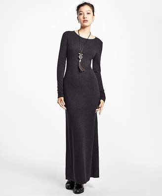 Cashmere Full-Length Sweater Dress $348 thestylecure.com