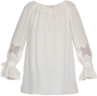 Tory Burch Willow Blouse