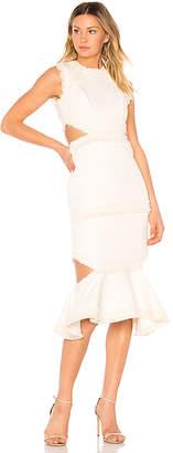 Alexis Venecia Cut Midi Dress