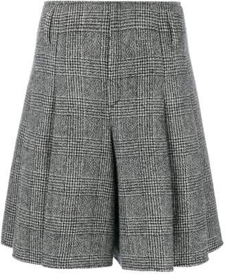 Ermanno Scervino prince de galles shorts