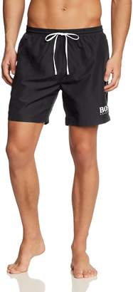 HUGO BOSS BOSS Black by Men's Innovation 10 Barracuda Swim Short