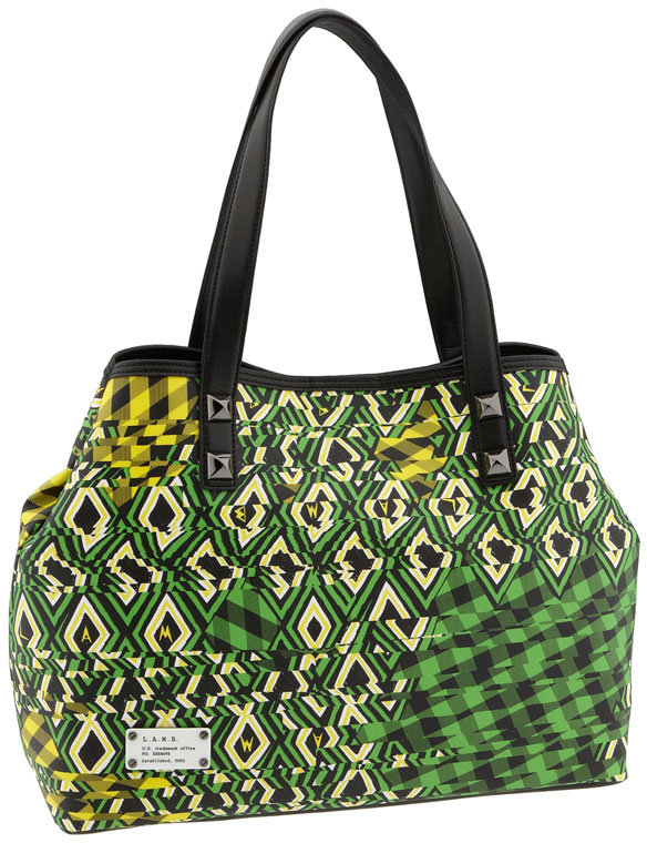 L.A.M.B 'Signature' Collapsible Tote