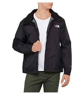 The North Face Long Sleeve Resolve Nylon Hood Water Jacket
