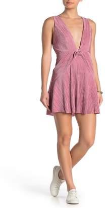 Free People Twist & Shout Mini Dress