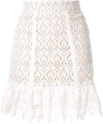 We Are Kindred Romily lace skirt