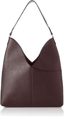 Jil Sander Navy Jbdk604jk830, Women's Shoulder Bag, Braun (), 15x24x36 cm (B x H T)