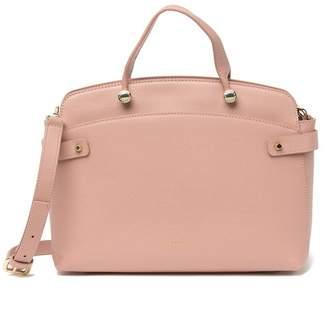 Furla Agatha Medium Leather Satchel Bag