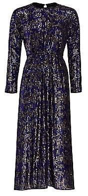 Rachel Comey Women's Astraea Sequin Long Sleeve Dress