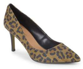 BCBGeneration Marci Leopard Stiletto Pumps