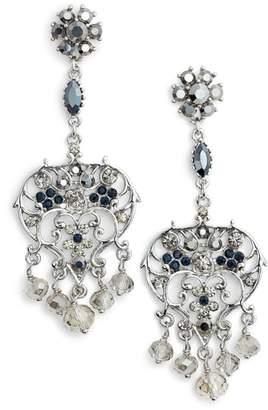 Badgley Mischka Vintage Chandelier Earrings