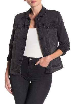Joe's Jeans Gray Denim Jacket