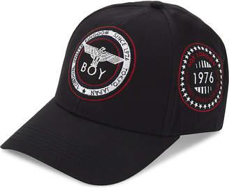Boy London Patch snapback cap