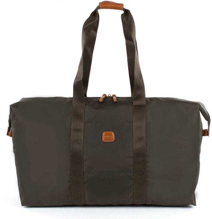 "Bric'sBric's Olive X-Bag 22"" Folding Duffel"