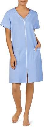 Eileen West Short Zip Robe
