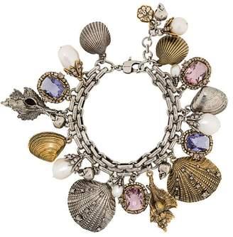 Alexander McQueen Shells bracelet