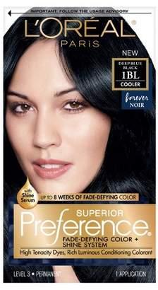 L'Oreal Paris Superior Preference - Black 1BL