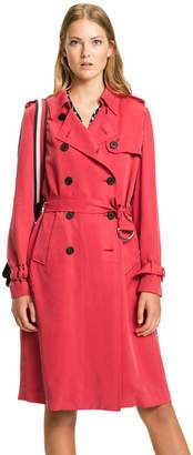 Tommy Hilfiger Fluid Trench Coat