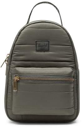 Herschel Nova Small Quilted Backpack