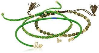 Tai Wishbone 3 Piece Bracelet Jewelry Set
