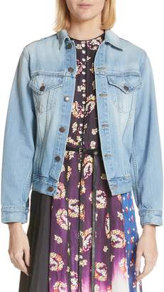 Marc Jacobs (マーク ジェイコブス) - MARC JACOBS Denim Jacket