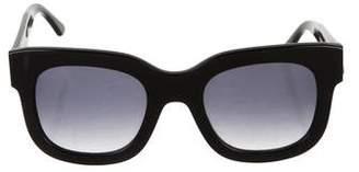 Thierry Lasry Dominaty Oversize Sunglasses