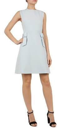 Ted Baker Meline Bow-Detail Dress