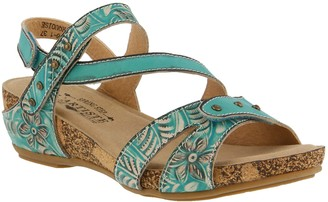 Spring Step L'Artiste by Leather Sandals - Quilana
