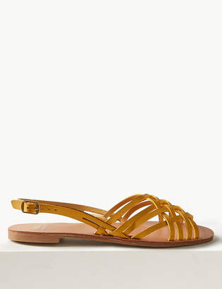 Pixi M&S CollectionMarks and Spencer Cross Over Strap Sandals